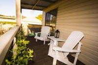 Holiday Sanctuary: 1 bed, fenced, sleeps 2 in Daylesford Victoria