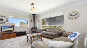 This is it: 4 bed, fenced, sleeps 8 in Callala Bay NSW