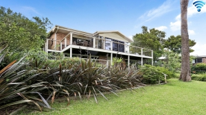 Relaxation awaits: 7 bed, fenced, sleeps 8 in Callala Bay NSW