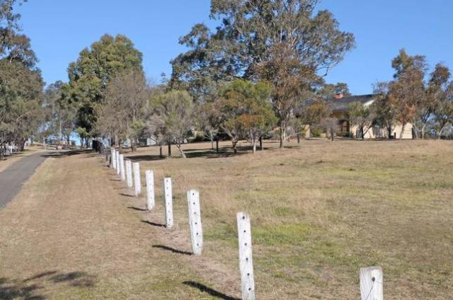 Marrowbone Homestead on the Hilltop