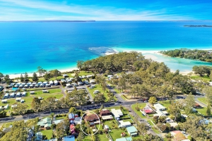 Burrill By The Beach @ 59 Burrill St, Huskisson