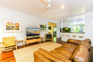 Heavenly Retreat: 3 bed, fenced, sleeps 6 in Fingal Head NSW