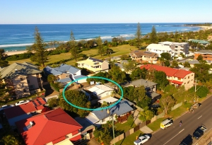 Rest and Relaxation Haven: 1 bed, fenced, sleeps 3 in Kingscliff NSW