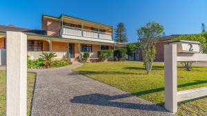 Bliss: 3 bed sleeps 6 in Yamba NSW