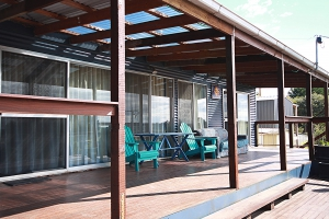 Heavenly Hideaway: 5 bed pet friendly holiday home, sleeps 7 in Venus Bay VIC