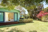 Picturesque 3 bed, fenced, pet friendly holiday home, sleeps 6 in Hawks Nest NSW