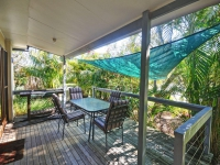Heavenly Retreat: 3 bed, fenced, sleeps 7 in Tea Gardens NSW