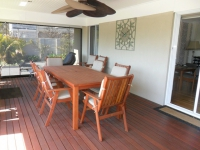 Holiday Hideaway 4 bed, fenced, pet friendly holiday home, sleeps 6 in Halls Head Western Australia