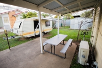 Comfortable 8 bed pet friendly holiday home, sleeps 8 in Manilla NSW