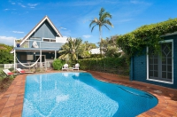 Your retreat for rest and relaxation: 5 bed pet friendly holiday home, sleeps 8 in Byron Bay  NSW