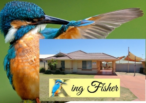 Look no further: 5 bed, fenced, sleeps 8 in Kalbarri WA