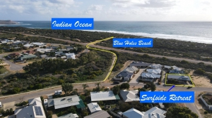 Enchanting: 5 bed, fenced, sleeps 6 in Kalbarri WA
