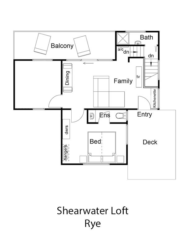 Shearwater Loft