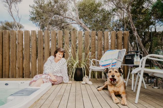 Pet friendly accommodation in Rye Mornington Peninsula VIC